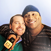 wallflowering: From the ET interview September 2014 (NCIS LA: Chris&LL)