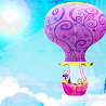 deird1: Twilight Sparkle's hot air balloon (MLP:FiM hot air balloon)