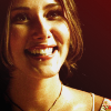 annariel: Picture of Kayley, from Firefly, smiling. (Firefly)