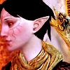 roserade: merrill, dragon age 2 (☄ i may snap and i move fast)