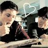 stripytights: (Dean and Sam, heart)