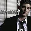 belladonnanoir: The super lovely Dean as a  FBI agent (FBI) (Default)