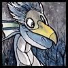 davv: Appearing as a bird! (hidden dragon, bird)