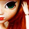 dauphinette: (pullip - redhead)