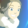 kate: Katara smiling (AtlA: Katara smiley)