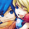godlessmachine: Breath of Fire 3 (BoF3: Ryu and Nina)