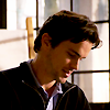sholio: Neal from White Collar looking down (WhiteCollar-Neal sidelight)