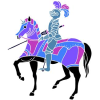 ext_1620665: knight on horseback (knight)