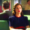 sholio: Peggy Carter (Avengers-Peggy in cafe)