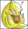 cooki_cutta: Sandshrew, with a cookie~ (Default)