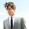 lowkey: (Neal Caffrey with ruffled hair.)