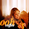 rensreality101: buffy the vampire slayer holding a cup of coffee (buffy coffee)