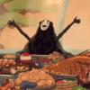 yourdeer: (yay food)