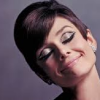 misbegotten: Audrey Hepburn being enchanting (RP Audrey Hepburn Smile)