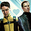 winter_elf: Charles & Erik - X-men FC (x-men)