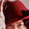 peophin: («Arashi» Aiba hat)
