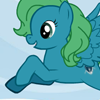 "neighfeni: Icon made by <user name=""lil_rebbitzen""> (Pegasus! Fly with the Breeze)"