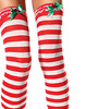 yuletidefairy: (candy cane legs)