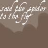 night_reveals: (spider)