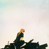 turlough: Duo sitting on top of scrap heap, Endless Waltz ((gw) scrapping to get by)