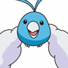 blue_birdhat: Swablu, also known as the Best Pokemon. (Default)