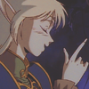 syntaxofthings: Record of Lodoss War Deedlit looking victorious ([Lodoss] Victorious Deedlit)