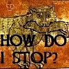 helgatwb: a freaked looking cat, with a mouse in its mouth, with the words 'how do i stop' (impulse)
