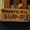harena: (Soap!)