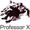 lilacsigil: Charles Xavier in exploding wheelchair (Professor X)
