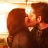 rowan_d: (Regina and Robin - smiling kiss)