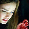 agog: (bloody hands)
