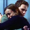 agog: (sad hug)