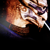 luciazephyr: Garrus in profile, a guilty angel ([ME] a guilty angel)