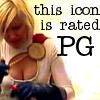 hradzka: (peej rated pg)
