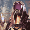 theleaveswant: Tali from Mass Effect games (image from Tali's ME2 loyalty mission) (tali'zorah vas normandy)