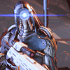 theleaveswant: Legion from Mass Effect games (image from ME2 derelict reaper mission) (Legion)