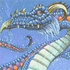 magicthegathering: Scaled Wurm (pic#877306)