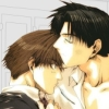 wandrinparakeet: (Morning Kiss)