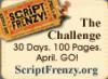 paperninja69: (Script Frenzy)