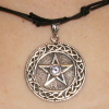 "azurelunatic: <lj user=""azurelunatic""> wearing a silver pentagram.  (star)"