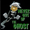 myaibou: (DP Never give up)