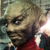 idvo: Photo of Madeline, an alien woman from the 2009 Star Trek movie. She is turned slighty to the left, and is smiling. (Madeline)
