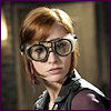 cereta: Claudia Donovan in goggles (Claudia)
