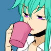 zeroitami: (drink my milk mixed with booze。)