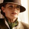 metatxt: beautiful butch doctor macmillan wearing a fedora and crevat -- so dashing (mfmm: dashing)