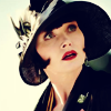metatxt: miss phryne fisher looking gorgeous in another fashionable cloche (mfmm: her faaaaace)