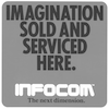 krpalmer: Imagination sold and serviced here: Infocom (infocom)