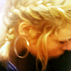 bandwitch: (rose braids)