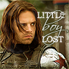 xdawnfirex: (MCU - Bucky - Little Lost Boy)