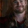 asgardsthunder: (smiling oaf)